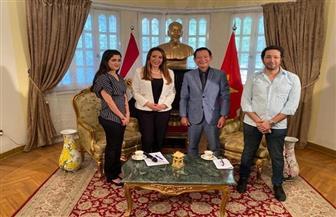 جسور عن العلاقات المصرية الفيتنامية بالتليفزيون المصري