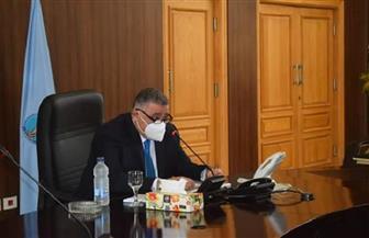 محافظ البحر الأحمر يوجه بإعداد تقرير أسبوعي عن أداء المؤسسات الخدمية | صور