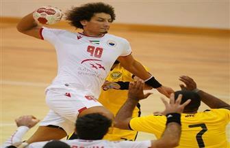 علي زين يتوج ببطولة الدوري الإماراتي مع نادي الشارقة