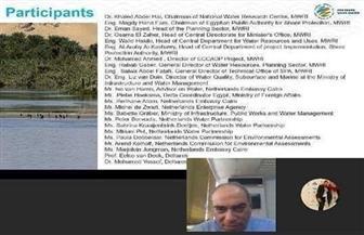مجلس المياه العالمي ينظم جلسة فنية حول التجهيز لمنتدى داكار بأسبوع القاهرة للمياه | صور