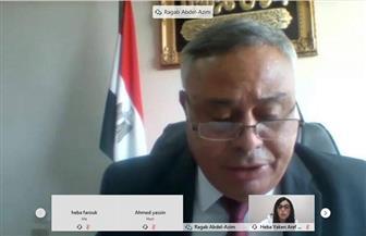 وكيل وزارة الري: مصر متأثرة بشدة بالتغيرات المناخية | صور