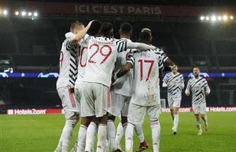 مانشستر يونايتد يعود بفوز مهم على باريس في «حديقة الأمراء»