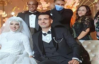 نجوم الفن في حفل زفاف ابنة سليمان عيد |صور