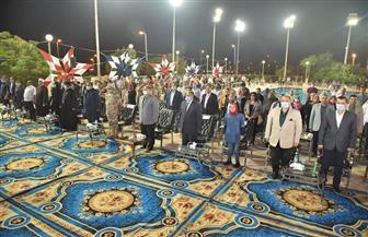 محافظ أسيوط يكرم أوائل الشهادات العامة والأزهرية | صور