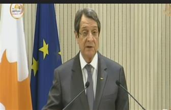 الرئيس القبرصي: العلاقات الثلاثية بين مصر واليونان وقبرص ليست ضد أي دولة
