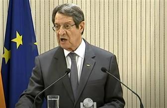 الرئيس القبرصى: مصر شريك مهم للاتحاد الأوروبي وعامل استقرار للمنطقة ومكافحة الإرهاب