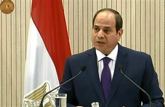 الرئيس السيسي: منتدى غاز شرق المتوسط ساهم فى وضع إطار للتوافق ومشروعات مشتركة بالمنطقة