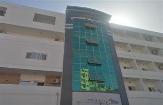 مستشفى دمياط التخصصي يشهد عمليات تطوير ودخول أجهزة جديدة للخدمة | صور