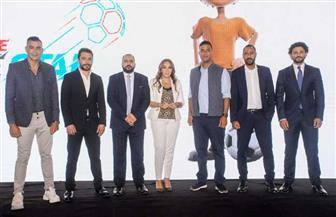 على رأسهم «غالي وميدو».. نجوم الكرة المصرية يشاركون في برنامج اكتشاف المواهب