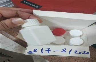 صحة جنوب سيناء: ضبط مواد كيميائية منتهية الصلاحية بمنشآت طبية خاصة تدار دون ترخيص | صور