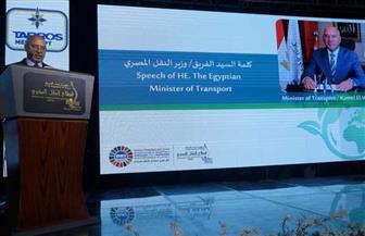 وزير النقل يشهد الاحتفال باليوم البحري العالمي تحت شعار «نقل بحري مستدام لكوكب مستدام» | صور