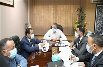 «العناني» يستقبل رئيس «التنظيم والإدارة» لمناقشة الملفات الحيوية بـ «السياحة والآثار»