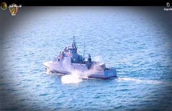 """في عيد قواتنا البحرية .. وزارة الدفاع تنشر فيديو عن """"سادة البحار"""""""
