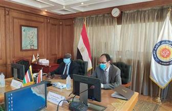 «الأعلى للجامعات» والتعليم العالي بجنوب السودان يبحثان زيادة منح البكالوريوس والدراسات العليا | صور