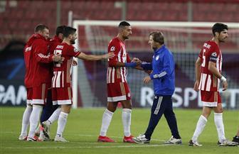 البديل «كوكا» يخطف فوزا في الوقت القاتل لأولمبياكوس في دوري الأبطال