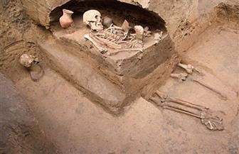 """اكتشاف """"أضحيات بشرية"""" في قبور قديمة بشمال غربي الصين"""