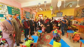 التربية والتعليم: افتتاح مركز للموهوبين بالوادي الجديد| صور