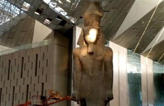 للمرة الأولى.. تعامد الشمس على وجه الملك رمسيس الثاني بالمتحف المصري الكبير| فيديو