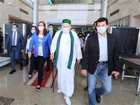 وصول 4 وزراء لسوهاج لافتتاح مشروعات تحيا مصر للتنمية| صور