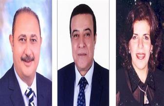 """""""تنمية المشروعات"""" يحتفل بتعيين وانتخاب 3 من قياداته بمجلس الشيوخ"""