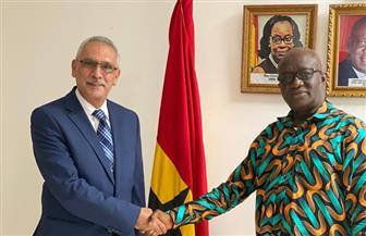 """""""مصر للطيران"""" توقع مذكرة تفاهم مع غانا لتأسيس شركة طيران جديدة بإفريقيا"""