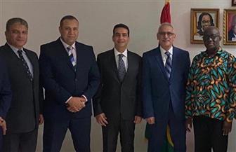 شراكة استراتيجية بين مصر للطيران والحكومة الغانية لتأسيس شركة طيران