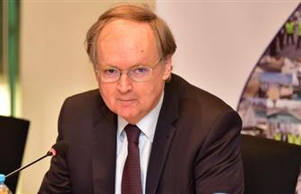 كريستيان برجر: 1.2 مليار يورو حافظة التعاون بين الاتحاد الأوروبي ومصر في شكل منح