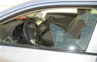 تاجر عطارة وآخر وراء كسر زجاج سيارة تابعة لإحدى الشركات وسرقة 481 ألف جنيه بداخلها