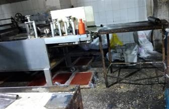 ضبط مصنع حلويات غير مرخص في حملة مكبرة لـ«تموين الإسكندرية» | صور