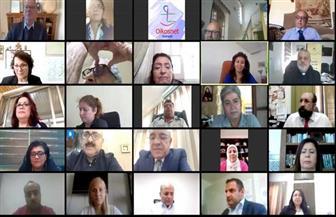 الحوار العربي الأوروبي لمنتدى حوار الإنجيلية يناقش خبرات دولية لمواجهة كورونا