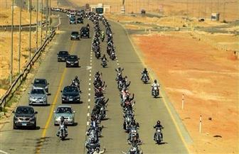 انطلاق أكبر تجمع للدراجات النارية بالشرق الأوسط غدا تحت شعار «تحيا مصر»