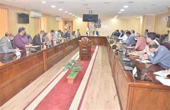 محافظ أسيوط يترأس اجتماع مناقشة الاستعدادات النهائية لانتخابات مجلس النواب 2020
