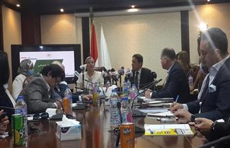 وزيرة البيئة بجلسة نقاشية بـ «الأعلى للإعلام»: «65% من الأمراض المنتقلة بسبب اختلال التوازن البيئي» | صور