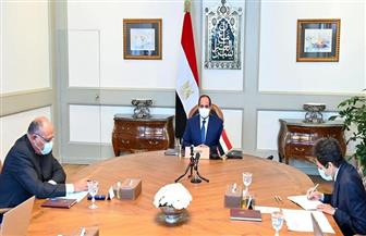 المتحدث الرئاسي ينشر صور مشاركة الرئيس السيسي بالقمة التنسيقية بين الاتحاد الإفريقي والتجمعات الاقتصادية
