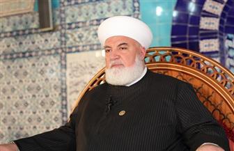 مقتل مفتي دمشق جراء انفجار عبوة ناسفة في بلدة قدسيا بريف العاصمة السورية