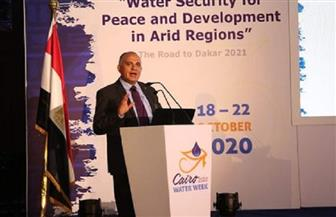 في ختام أسبوع القاهرة للمياه.. وزير الري يكشف عنصرا مهما في فعاليات النسخة الرابعة العام المقبل