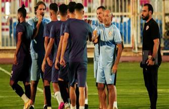 باتشيكو يطالب اللاعبين بالتركيز في مباراة الإسماعيلي الإثنين المقبل
