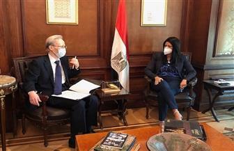 سفير اليابان بالقاهرة: تنفيذ اتفاقية التعاون الصحي الأخيرة مع الحكومة المصرية