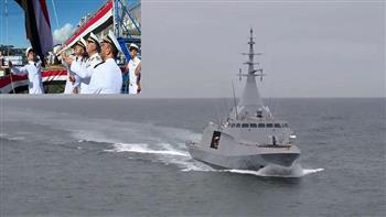 الفريق أحمد خالد: تطوير القوات البحرية لتكون قادرة على العمل في المياه العميقة لمجابهة التهديدات الحالية
