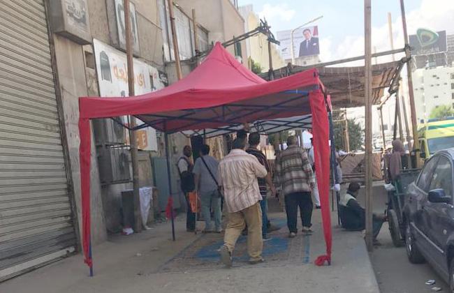ناخبون يدلون بأصواتهم في الجيزة على أنغام ياحبيبتي يا مصر | فيديو