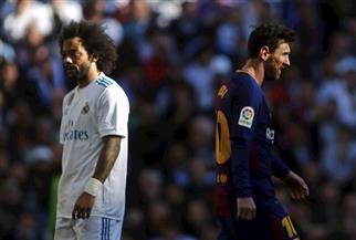 بأي حال يعود الكلاسيكو.. برشلونة يستقبل ريال مدريد المتعثر