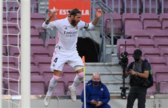 ريال مدريد يستفيق من هزائمه بالفوز على برشلونة في «كامب نو» 3-1 | صور