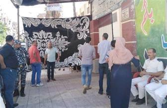 لجان الإسكندرية تستقبل الناخبين مع انطلاق عملية التصويت صور