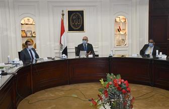 وزيرالإسكان يستعرض مخططات ضبط العمران بثلاث محافظات | صور