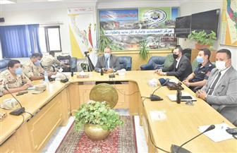 محافظ أسيوط: جميع اللجان الانتخابية فتحت أبوابها من التاسعة صباحا | صور