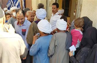 إقبال على التصويت بلجان انتخابات النواب بأسيوط | صور
