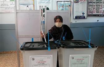 السيدات يتصدرن المشهد داخل لجان مدرسة أبو الهول القومية بالجيزة   صور