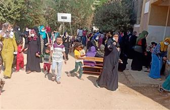 المرأة تتصدر المشهد الانتخابي لمجلس النواب بأسيوط | صور