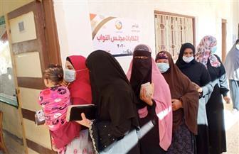 «غرفة عمليات القومي للمرأة» بالبحيرة: تزايد إقبال السيدات على لجان الانتخابات | صور