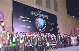 شعبة الإنشاد الديني بالموسيقى الشعبية تشارك في «مهرجان سماع الدولي»